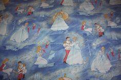 Vintage French release Cinderella bedding #disney #ebay