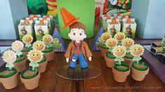 Festa Infantil Plants vs Zombies