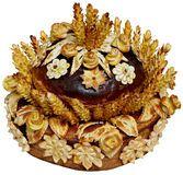Isolated Ukrainian Festive Bakery Holiday Bread 11 Royalty Free Stock Image - Image: 5651046