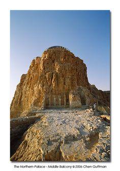 Middle Balcony - Masada, Beer Sheva