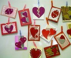 Handmade Valentines day gifts him.