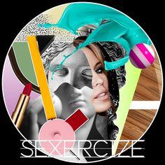 "Richard Christiansen speaks on creative directing ""Sexercize"" video. Kylie Minogue, Map Collage, Gloria Trevi, Latest Albums, Photoshop Illustrator, Logo Images, Tv, Music, Kiss"