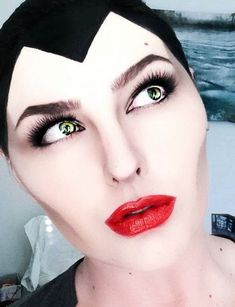 Maleficent Makeup Tutorial