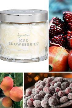 PartyLite Everday Fragrances - Iced Snowberries