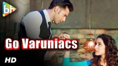 Shraddha Kapoor Sings 'If You Hold My Hand'; Varun Dhawan Does The 'Happ...
