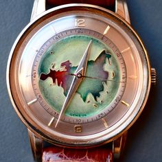 (1) Fancy - Patek Philippe Reference 2481