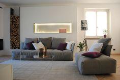 Soggiorno Sofa, Couch, Living Rooms, Studio, Furniture, Home Decor, Lounges, Study, Settee