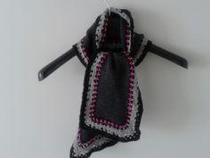 ....con bordo crochet