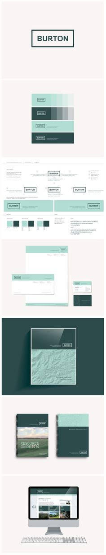 Burton Consultants Corporate Identity Designed: Martin Joyce. thoughtfields Graphic Design Company, Logo Design, Creative Communications, Logo Samples, Corporate Identity Design, Logo Creation, Direct Mail, Publication Design, Book Publishing