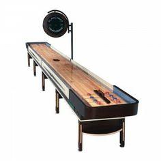 Playcraft Telluride Pro Style Shuffleboard Table