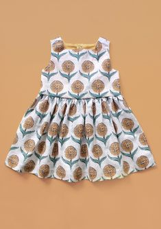 """Are you looking for an easy baby dress pattern or beginners baby romper pattern? OhMeOhMySewing on Etsy is a great place to start! When people ask """"Where did you get that adorable outfit?"""" you can say with pride, """"I made it myself!"""" Little Girl Dresses, Girls Dresses, Baby Romper Pattern, Bohemian Girls, Ethnic Patterns, Easy Sewing Patterns, Baby Dress, Couture, Baby Kids"""