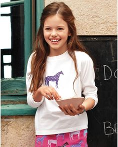 Mackenzie Foy is the most adorable thing ever!!