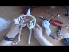 Анонс фото видео курса по созданию авторской куклы . - YouTube
