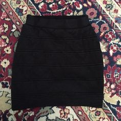 Skirt Black mini skirt, perfect for all occassions Hera Skirts
