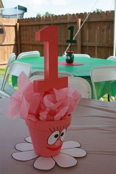 """Photo 34 of 72: Yo Gabba Gabba! / Birthday """"It's a Party!  It's a Party for PEANUT!"""""""