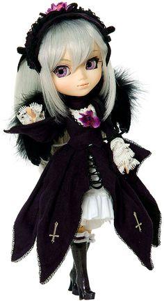 Pullip Rozen Maiden Suigintou - Cod: 360670 - Ichigo - Tray Shopping