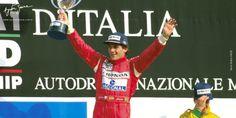 Ayrton Senna is the world's most famous driver, according to MIT study | Ayrton Senna