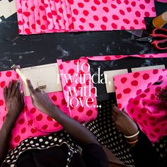 in 2014, 150 artisans in maser became suppliers for kate spade new york. they hand-craft pieces with the on purpose label. the relationship continues to transform the community for the better.