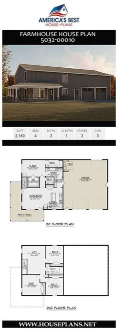Barn Homes Floor Plans, Metal House Plans, Loft Floor Plans, Shed House Plans, Barndominium Floor Plans, Pole Barn House Plans, Farmhouse Floor Plans, Pole Barn Homes, Dream House Plans