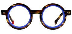 Les lunettes originales Sabine be Cool Glasses Frames, Funky Glasses, Eye Glasses, Lunette Style, Seeing Eye, Contemporary Frames, New Art, Eyewear, Eye Candy