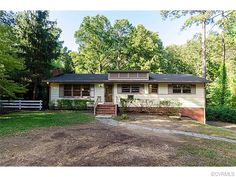 8124 Stiles Road  Chesterfield, VA 23235  $225,000REDUCED 5 Beds, 2.1 Bath, 2756 Sqft, 0.47 Acres Wonderfully renovated Ranch in the heart of Bon Air. Features 3 upstairs bedrooms, 2.5 updated baths, New paint and flooring through out, large Kitchen with beautiful cherry cabinetry with new Bamboo floors, Formal Dining Room, Sun Room, Rec Room and Office plus 2 additional bedrooms in the Basement.