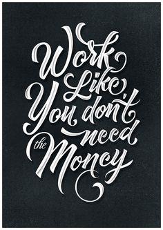 Typography Mania #263 | Abduzeedo Design Inspiration #Letteringhttp://arcreactions.com/services/seo/