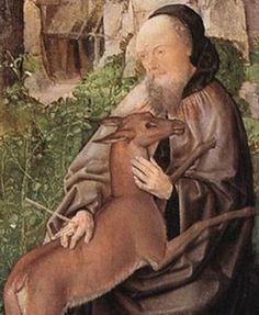 Happy Memorial of St Giles Abbott – September 1 #pinterest #stgiles Despite the fact that much about St. Giles is shrouded in mystery, we can say that he was one of the most popular saints in the Middle Ages. Likely, he was born in the first half of the seventh century in Athens and then moved to France. That is where he built a monastery that became a popular stopping-off point ............