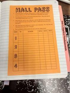 Ideas classroom organization high school math interactive notebooks for 2019 Interactive Student Notebooks, Science Notebooks, Math Journals, Middle School Classroom, Science Classroom, Future Classroom, English Classroom, Math Teacher, Teaching Math