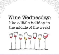 Who's having some wine tonight??🍷🙋🏼♀️ Wednesday Memes, Wine Wednesday, Wine Night, Wine O Clock, Wine Time, Wine Tasting, Trending Memes, White Wine, Wine Glass