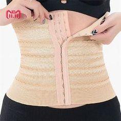 01be391189b BONAS Hot Body Shaper Waist Slimming Women. Slim WaistLatexSpandexPlus Size  ...