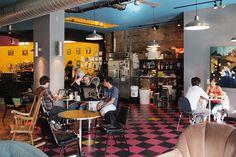 New Wave Coffee. 3103 West Logan Boulevard