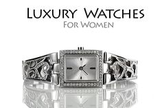 Never be late again and look great doing it with our stylish selection of women's #watches. Featuring the very best brands for you. Shop here >> http://hytrend.com/accessories/watches/women-watches.html
