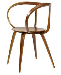 Pretzel chair - George Nelson, 1958, USA
