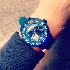 #Swatch LA NAVE VA http://swat.ch/1nWFwV9