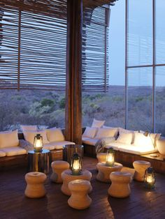 Singita Lebombo Lodge - Kruger National Park, South Africa.