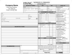 11 hvac invoice template free top invoice templates hvac invoice template invoice template report template