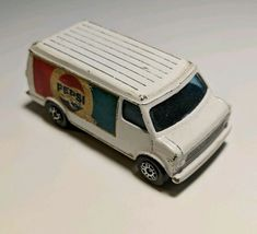 Sorry, completed: Corgi Juniors Chevrolet PepsiCola Delivery US Van White Chevy 164 Diecast Chevy, Chevrolet, Corgi, Pepsi Cola, Delivery, Diecast, Van, Shopping, Corgis