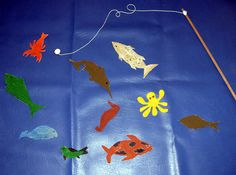 A fun home-made fishing competition perfect for seniors in nursing homes. This game is a fun game for men to enjoy and can lead to reminiscing and laughter. Suitable for the elderly with dementia and Alzheimer's.
