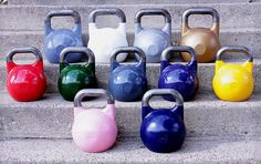 ADER Pro Grade Kettlebells - Rogue Fitness