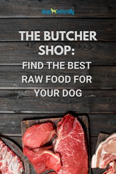 Can't find the right raw? Sourcing quality raw meats can be a difficult task nowadays. That's why more and more people are purchasing their meat outright from local farmers! Farmers typically offer quarter, half or whole animals. And it usually ends up being cheaper per pound than retail cuts. Get our guide to sourcing raw meats from local farmers here ...
