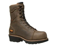 Men's Timberland PRO® Rip Saw WP Insulated Logger Boot