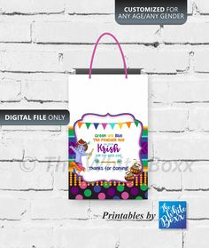 Krishna Gift bag / Favor Bag Labels for Birthday / Baby Shower Favor Bags, Gift Bags, Krishna Birthday, Sticker Paper, Party Themes, Print Design, Favors, Baby Shower, Gifts