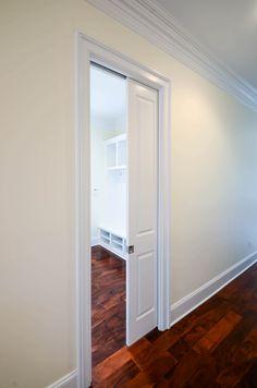 Cavity sliding internal door #internaldoorstyles