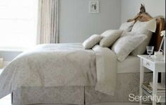 Christy Serenity Double Valance RRP £95