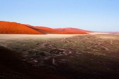 Safari, Dune, Sunrise, Africa, Mountains, Nature, Travel, Naturaleza, Viajes