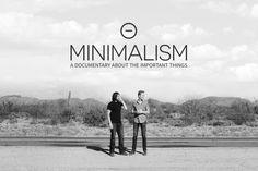 Minimalism Documentary Tour 2016