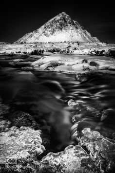 The Night Watchman - Pinned by Mak Khalaf This peak which occupies a prominent place in the Scottish landscape is probably the most photographed peak in the UK. Having lived for most of the last two decades in the Himalayan regions of Tibet and SW China when I recently returned to live in my home country I wanted to make images of the landscape that spoke to me in a more direct way. The history of this glen memories of all the images that have come before and will come after I wanted an…