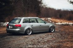 Audi A4 Avant || Stanced