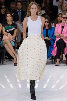 Christian Dior Spring 2015 Ready-to-Wear