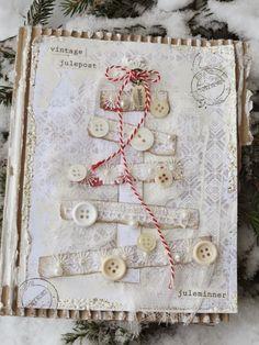 Stempelgalsverden: Mine julekort i Julehilsen -14